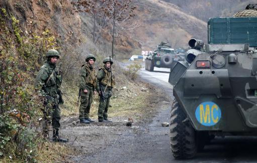 Ռուս խաղաղապահների աջակցությամբ սկսվել է Բերձորի փոքր հիդրոէլեկտրակայանի շահագործումը.ՌԴ ՊՆ